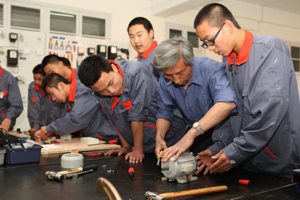 China Wants Fewer College Grads, More Skilled Workers. Sound Familiar?